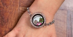 Floating Charms Locket Bracelet Only $17.99!