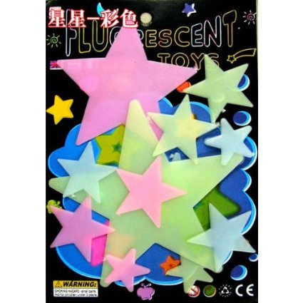 Glow in the Dark Stars Only $5.50 + FREE Shipping!