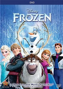 Disney's Frozen DVD Just $19.96!