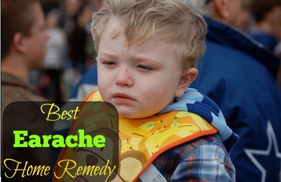 Earache Home Remedy Tried And True!