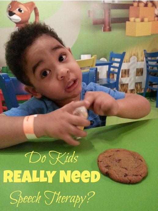 Do Kids REALLY Need Speech Therapy