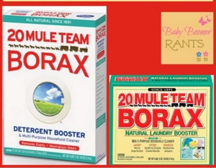18 Household Uses For Borax!