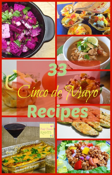 33 Mexican Recipes