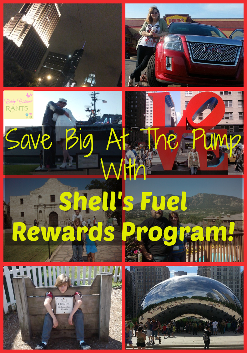 Save Big At The Pump With Shell's Fuel Rewards Program!