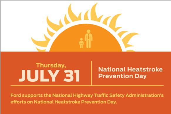 Heatstroke Prevention Tips