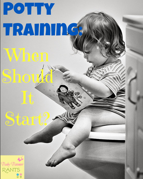 Potty Training When Should It Start?