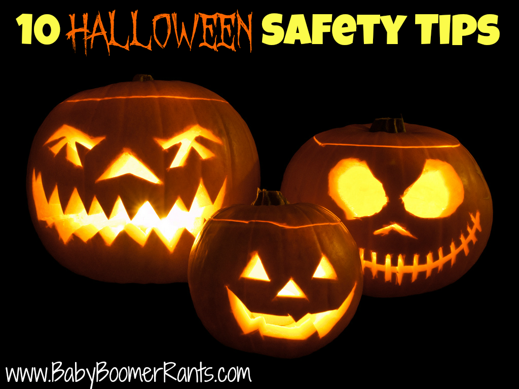 Halloween is fast approaching and I wanted to share the 10 Halloween Safety Tips that our local Arlington, Texas police department put together.  We want to have a great time and make great memories with our kids, but, we always want to be sure to keep everyone safe along the way, too!  These tips will help you and your kids be prepared!