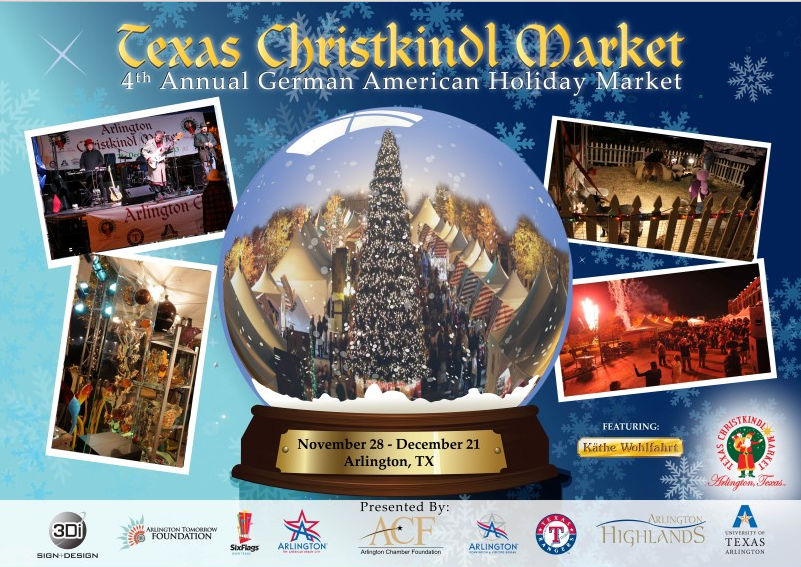 Arlington 2014 Texas Christkindl Market