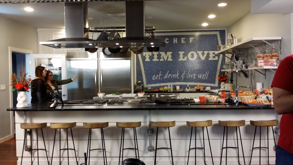 Chef Tim Love Plays Stump The Chef With Local Bloggers