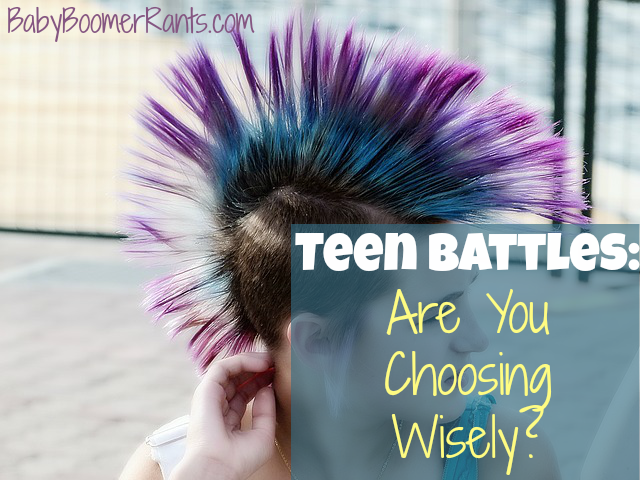 Teen Battles Are You Choosing Wisely