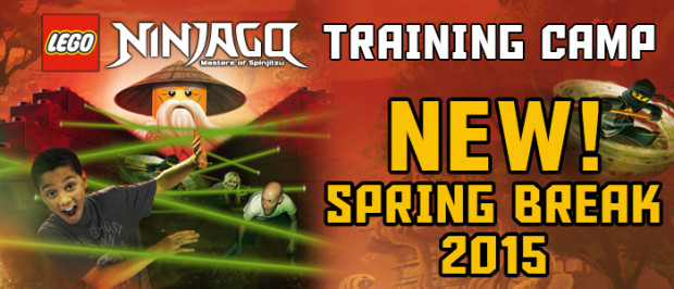 Win 4 FREE Tickets To LEGO Ninjago Training Camp In Dallas
