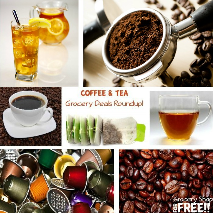 Coffee & Tea Grocery Deals Roundup
