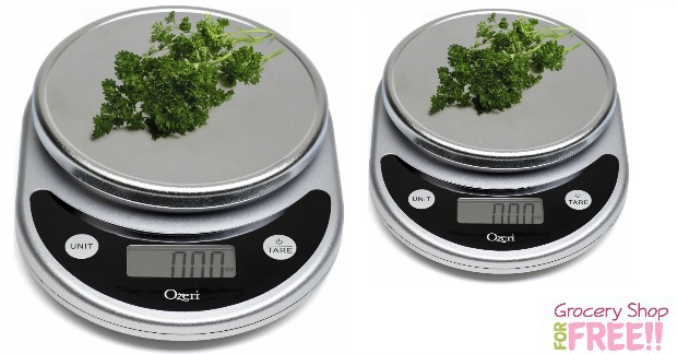 Digital Multifunction Food Scale Only $12.96!  (Reg. $20)