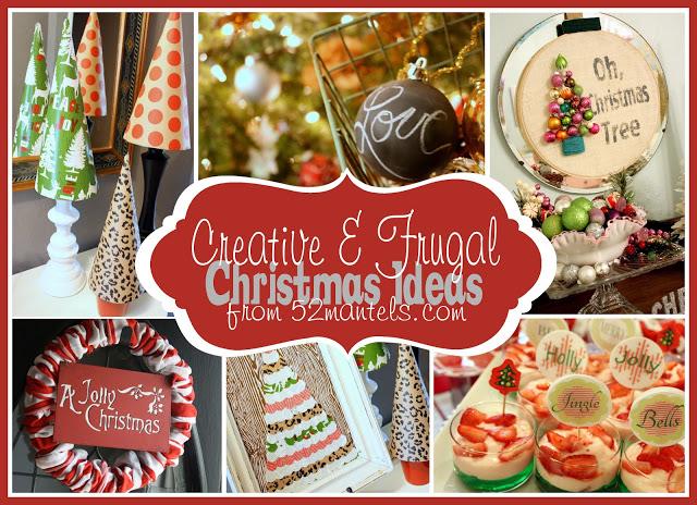 Creative & Frugal Christmas Ideas!