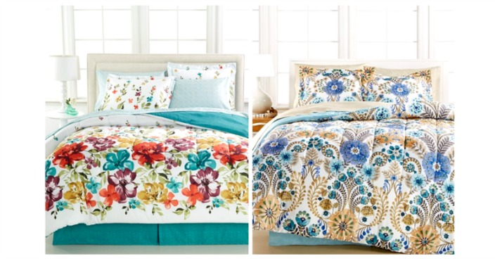 8-Piece Comforter Sets Only $39.99! Down From $100!
