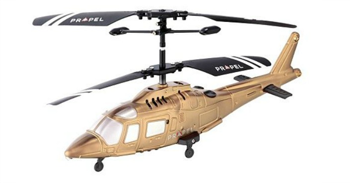 propel helicopter how to fly