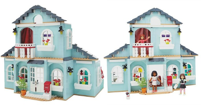 American Girl Grace's 2-in-1 Buildable Home Set Only $44.80! Down From $87!