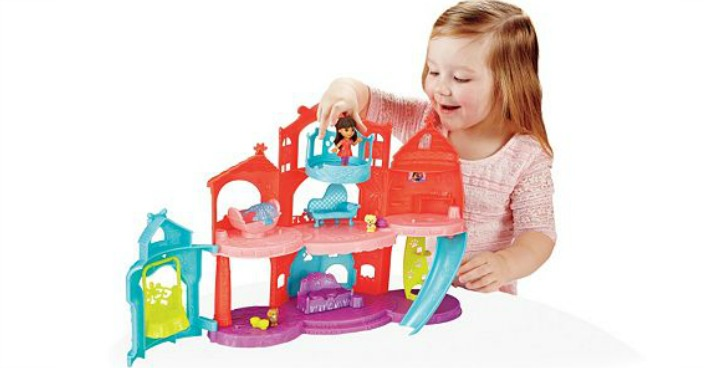 Dora & Friends Puppy Palace Adventure Only $21.24! Down From $50!