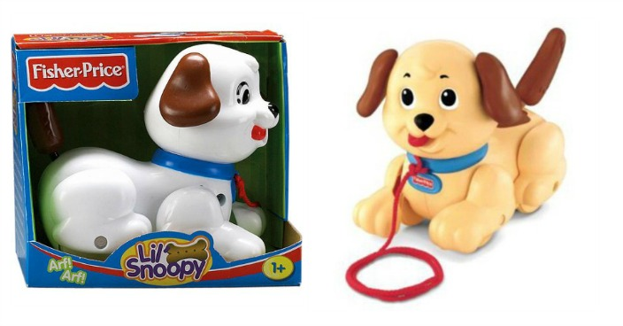 Fisher-Price Little Snoopy Just $7.02! Down From $15!