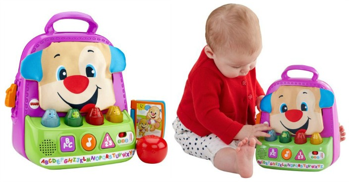 Laugh & Learn Smart Stages Teaching Tote Just $9.88! Down From $16!