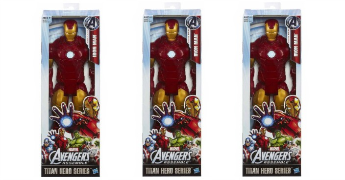 "Marvel Avengers Iron Man 12"" Figure Just $6.47! Down From $19!"