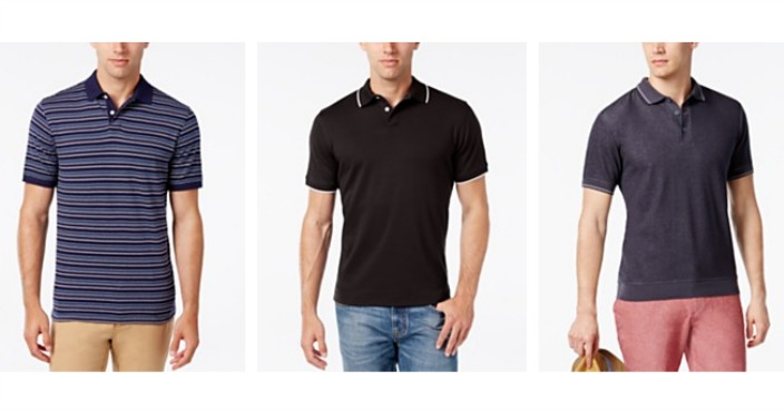 Men's Polo Shirts Only $9.99! Down From $45+!