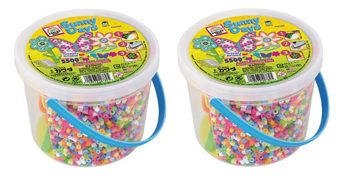 Perler Fuse Bead Activity Bucket Just $6.59!