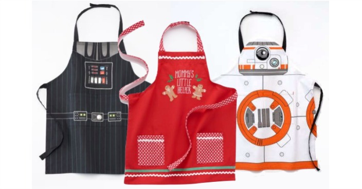 Select Kid's Aprons As Low As $6.30! Down From $25!