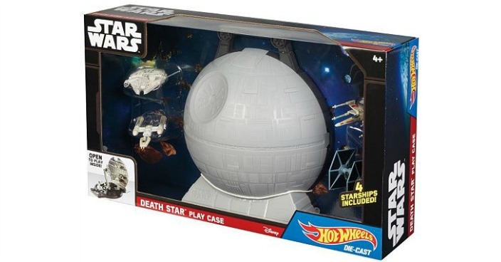 Star Wars Death Star Play Case Only $15.30! Down From $60!