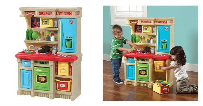 Step2 Lifestyle Custom Kitchen Only $52.99! Down From $150!