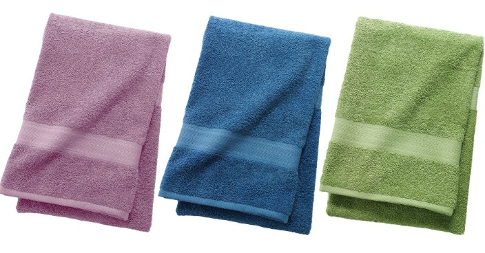 The Big One Solid Bath Towels Only $1.98! Down From $10! Last Day!