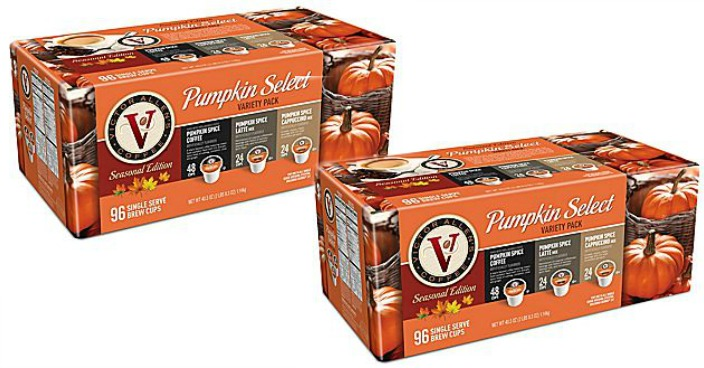 Victor Allen's Coffee Pumpkin Spice Variety Pack Just $29.99! Down From $50!