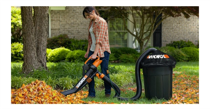Worx Universal Leaf Collection System Just $19.99! Down From $50!