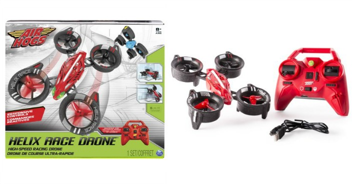 Air Hogs Helix Race Drone Just $39.88! Down From $70!