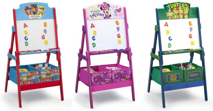 Delta Children Activity Easels Just $32! Down From Up TO $60!