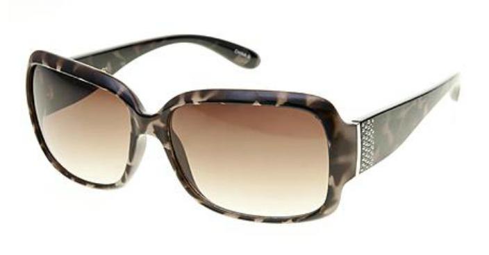 9c50512c31 Dockers Women s Oversized Rectangular Sunglasses Just  5.99! Down From  32!