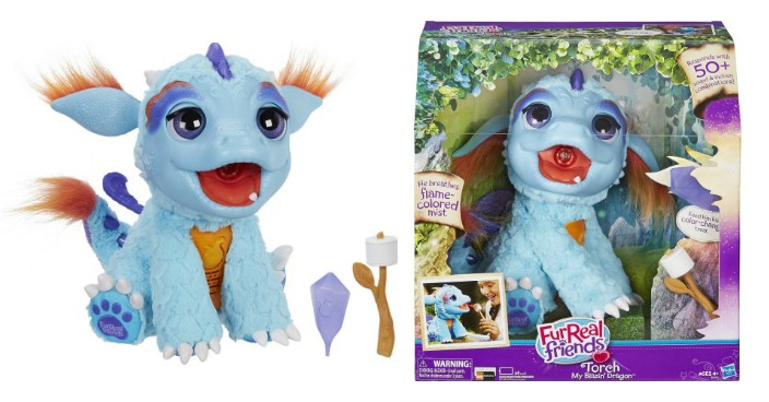 FurReal Friends Torch, My Blazin' Dragon Just $59! Down From $79!