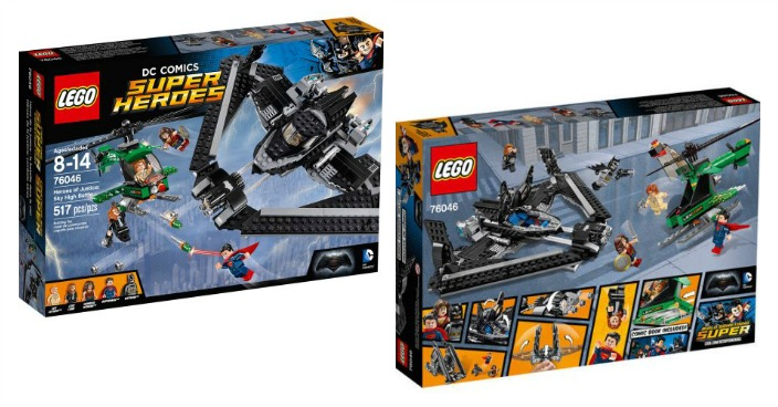 LEGO Super Heroes: Sky High Battle Just $37.59! Down From $60!