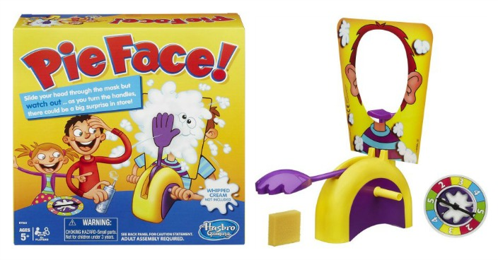 Pie Face Game Just $12.99! Down From $20!