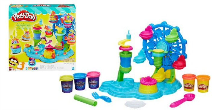 Play-Doh Cupcake Celebration Playset Just $10.72! Down From $20!