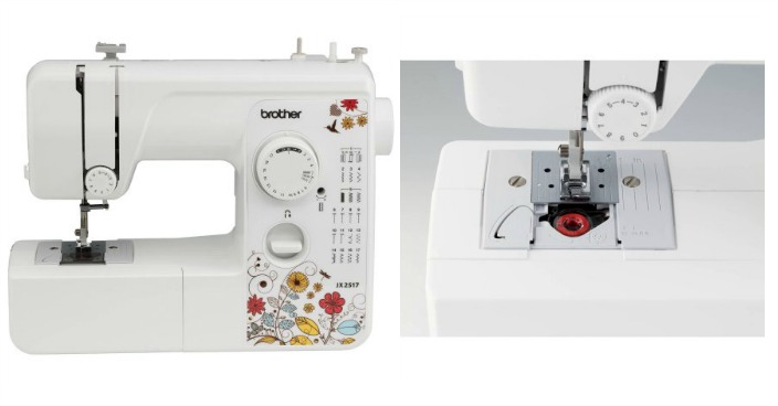 Refurbished Brother 40Stitch Sewing Machine Just 4040 Down From 40 Awesome Brother 17 Stitch Sewing Machine