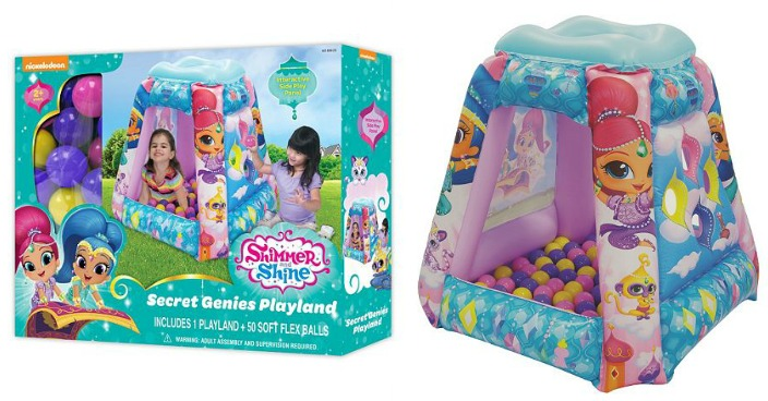Shimmer & Shine Ball Pit Only $21.24! Down From $50!