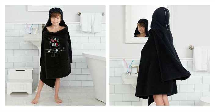 Star Wars Darth Vader Bath Wrap Only $5.03! Down From $36!