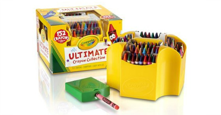 Crayola Ultimate 152-Pack Collection Only $9.98! Down From $22!