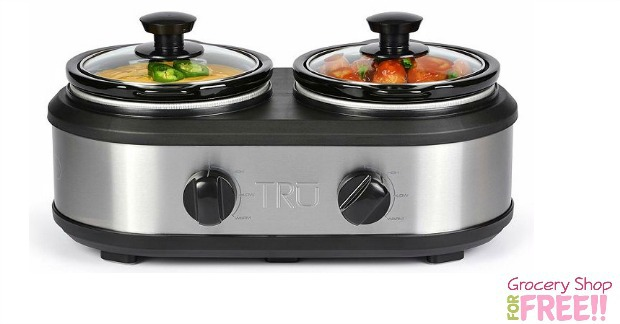 Dula Crock Buffet Slow Cooker