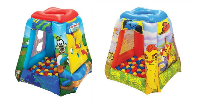 Disney Playland Ball Pit Only $17.99! Down From $50!