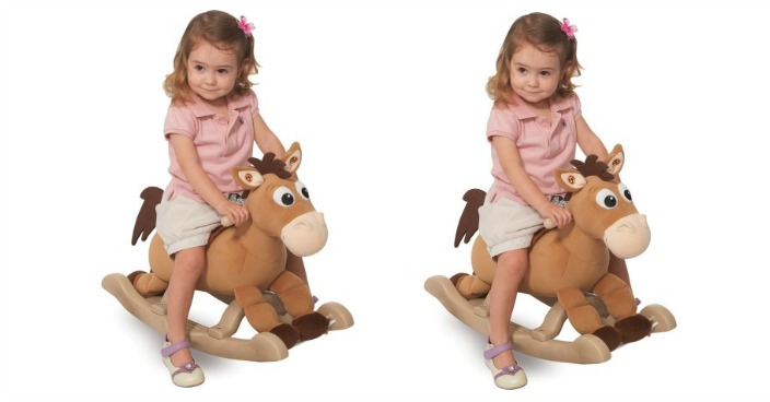 Disney Toy Story Bullseye Rocker Just $19! Down From $30!