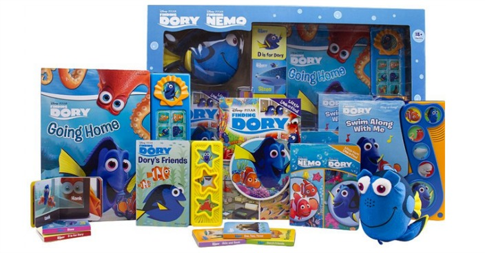 Finding Dory Read & Play Gift Set Only $17.49! Down From $50!