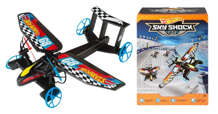 Hot Wheels Sky Shock RC Just $26! Down From $65!