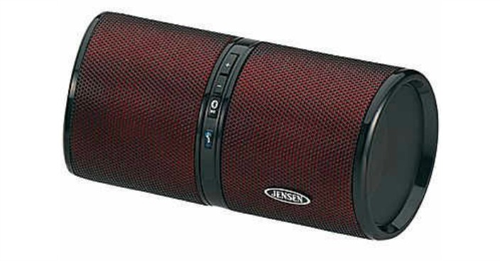 Jensen Portable Bluetooth Speaker Just $11.99! Down From $60!